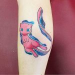 Why people get Pokemon tattoos on their body? 16