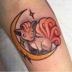 Why people get Pokemon tattoos on their body? 158