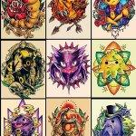 Why people get Pokemon tattoos on their body? 162