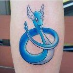 Why people get Pokemon tattoos on their body? 163