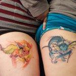 Why people get Pokemon tattoos on their body? 169