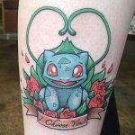 Why people get Pokemon tattoos on their body? 185