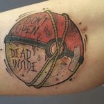 Why people get Pokemon tattoos on their body? 19