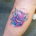 Why people get Pokemon tattoos on their body? 189