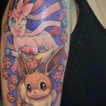 Why people get Pokemon tattoos on their body? 190
