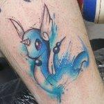 Why people get Pokemon tattoos on their body? 191