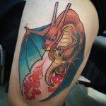 Why people get Pokemon tattoos on their body? 199