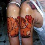 Why people get Pokemon tattoos on their body? 208