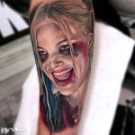 The Current Trend of Making Harley Quinn Tattoo 46