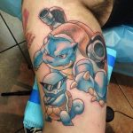 Why people get Pokemon tattoos on their body? 22