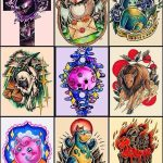 Why people get Pokemon tattoos on their body? 23