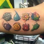 Why people get Pokemon tattoos on their body? 26
