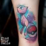 Why people get Pokemon tattoos on their body? 33