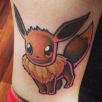 Why people get Pokemon tattoos on their body? 37