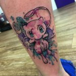 Why people get Pokemon tattoos on their body? 39