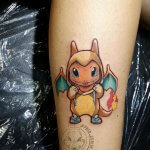 Why people get Pokemon tattoos on their body? 40