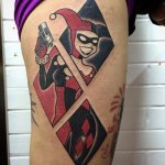 The Current Trend of Making Harley Quinn Tattoo 2