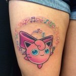 Why people get Pokemon tattoos on their body? 49
