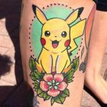 Why people get Pokemon tattoos on their body? 50