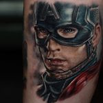Ink the Avengers tattoos on your body and have the Superpowers 3