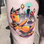 Why people get Pokemon tattoos on their body? 52