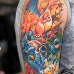 Why people get Pokemon tattoos on their body? 53