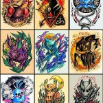 Why people get Pokemon tattoos on their body? 54