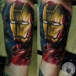 Ink the Avengers tattoos on your body and have the Superpowers 11
