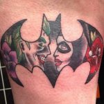 The Current Trend of Making Harley Quinn Tattoo 40