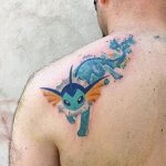 Why people get Pokemon tattoos on their body? 55