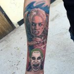 The Current Trend of Making Harley Quinn Tattoo 20