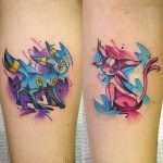 Why people get Pokemon tattoos on their body? 58