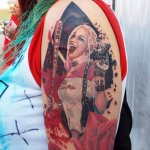The Current Trend of Making Harley Quinn Tattoo 11