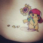 Why people get Pokemon tattoos on their body? 60