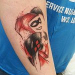 The Current Trend of Making Harley Quinn Tattoo 26