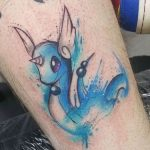Why people get Pokemon tattoos on their body? 62