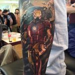 Ink the Avengers tattoos on your body and have the Superpowers 20