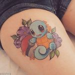 Why people get Pokemon tattoos on their body? 63