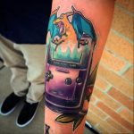 Why people get Pokemon tattoos on their body? 66
