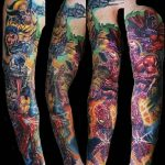 Ink the Avengers tattoos on your body and have the Superpowers 17