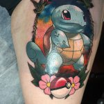 Why people get Pokemon tattoos on their body? 69