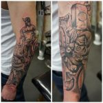 Ink the Avengers tattoos on your body and have the Superpowers 13