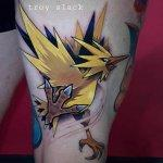 Why people get Pokemon tattoos on their body? 75