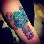 Why people get Pokemon tattoos on their body? 77