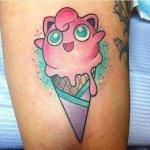 Why people get Pokemon tattoos on their body? 80