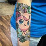 Why people get Pokemon tattoos on their body? 81