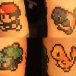 Why people get Pokemon tattoos on their body? 86