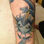 Why people get Pokemon tattoos on their body? 87
