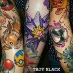 Why people get Pokemon tattoos on their body? 89