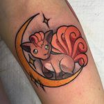 Why people get Pokemon tattoos on their body? 8
